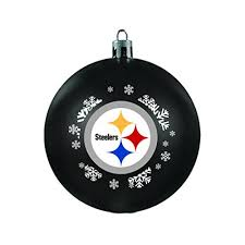 pittsburgh steelers ornaments