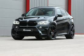 bmw x6 horsepower g power bmw x6 m delivers 739 horsepower