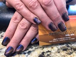 anthony vince u0027 nail spa liberty center home facebook