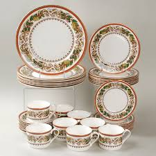 dinnerware dinnerware sets sale spode tree