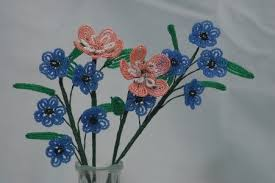 Beaded Home Decor Handmade Home Decor Here Are Some Beaded Flowers That Would Be A