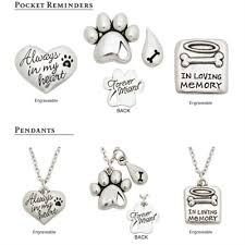 pet remembrance jewelry pet memorial jewelry collection pered paw gifts