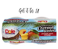 dole fruit bowls new dole coupon 1 for fruit bowls southern savers