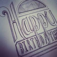 hand drawn birthday card by cardsbys on etsy 5 00 cardsbys