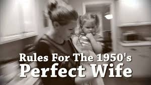 Good Housewife Guide 1950 U0027s Perfect Housewife Rules Youtube