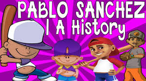 pablo sanchez backyard sports a history youtube