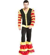 Halloween Circus Costumes Aliexpress Buy Pikachu Costumes Men Circus Clown Circus