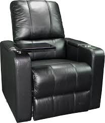 home theater recliner plus custom furniture leather sports