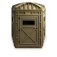 Hunting Blind Windows And Doors Kl Industries Terrain Range Hunting Blind
