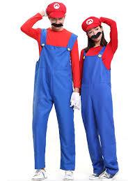 Mario Luigi Halloween Costume Mario Luigi Costumes Super Mario Bros Brothers Halloween