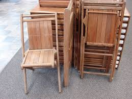 Wood Folding Chairs Moose R Us Com Antique Tuckerway Wood Folding Slat Chair
