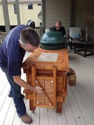 xl big green egg table plans pdf diy xl big green egg table plans download woodworking diagrams