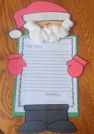 all i want for christmas students write a letter to santa