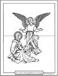 honor your father and mother coloring page catholic saint coloring pages