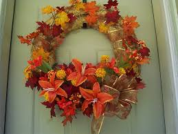 how to decorate a large fall straw wreath projects to try
