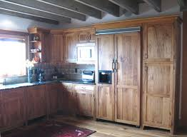 Built In Refrigerator Cabinets Untitled Document