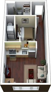 One Bedroom Apartment Layout 400 Sq Ft Apartment Floor Plan Google Search 400 Sq Ft