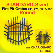 grate for outdoor fire pits welded steel grates for fire pits and fireplaces