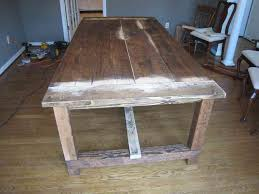Make A Dining Room Table by Best Rustic Dining Room Table Plans Photos Home Design Ideas