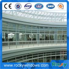 Curtain Wall Engineering China Rocky Fabrication And Engineering Aluminum Glass Curtain