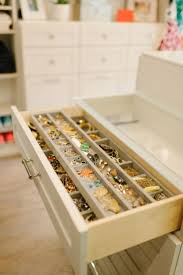 Cheap Closet Organizers With Drawers by Best 25 Jewelry Organizer Drawer Ideas On Pinterest Closet