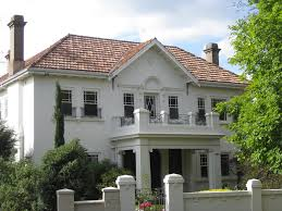 Mediterranean Style Mansions An Inter War Mediterranean Style Mansion Ballarat Flickr