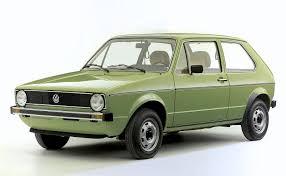 volkswagen caribe 1974 vw golf i golf volkswagen and mk1