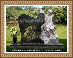 cost of headstones statues