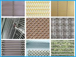 decorative wire mesh for cabinets attractive metal mesh panels for cabinets factory supply decorative