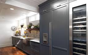Under Cabinet Wine Fridge by Beverage Dispenser Kitchen Transitional With Under Cabinet