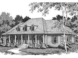 medora bayou plantation home plan 060d 0046 house plans and more