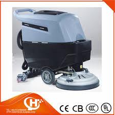 home floor scrubber big tank easy clean factory supermarket manual mop dryer battery