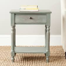 Gray Nightstands Safavieh Tami Ash Grey Night Stand Overstock Com Cutest Home