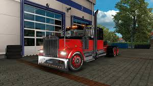 kenworth kenworth w900a custom for 1 26