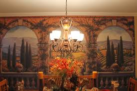 Tuscan Dining Room Decor by Southern Seazons Tuscan Dining