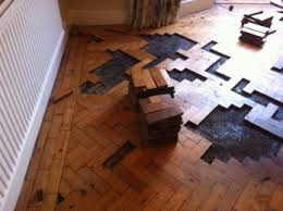 floorboard and parquet wood block flooring restoration in