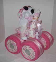 creative baby shower ideas diaper cakes party xyz