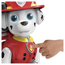 paw patrol zoomer marshall interactive pup missions sounds