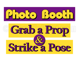 Photo Booth Sign Printable Photo Booth Sign Create Diy Props With Our Free Pdf