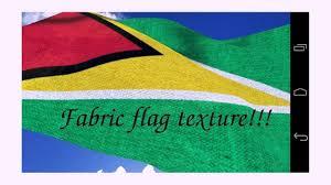 Guyana Flag 3d Guyana Flag Apk Review Youtube