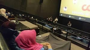 Cgv Jogja Di Bioskop Ini Bisa Nonton Sambil Tiduran Tribun Sumsel