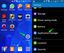 application manager android app won t open on your android phone here are all fixes dr fone