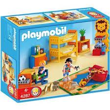 chambre enfant playmobil playmobil 4287 chambre des enfants playmobil playmobil achat