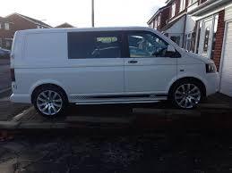 volkswagen van side side vinyl let me see your van u0027s decals please page 9 vw t4