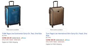 early cyber monday deal tumi carry on for 200 hurry canadian