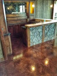 How To Stain A Concrete Basement Floor by Stained Concrete Floors Concrete Overlays Master Concrete