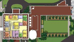 Floor Plan Of White House West Wing White House Museum