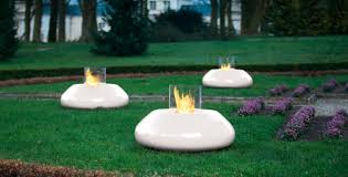 round bubble indoor outdoor fire pit couture outdoor