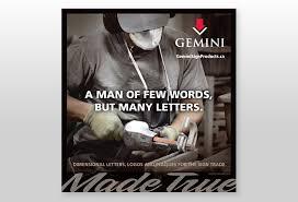 gemini made true gls precision marketing