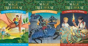 Magic Tree House author on the books 25th anniversary